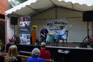 Frukost med Jan Lundgren OrkesterJournalens Magnus Nygren intervjuar
