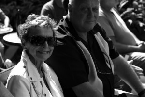 Marlene Verplanck & Peter Parnestam