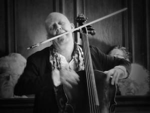 Ernst Reijseger. Foto: Jan Nygård