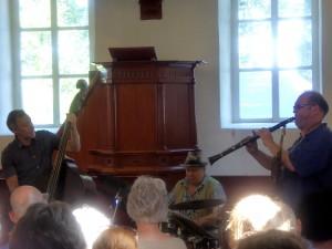 Jan Nijdam Quartet. Foto: Jan Nygård