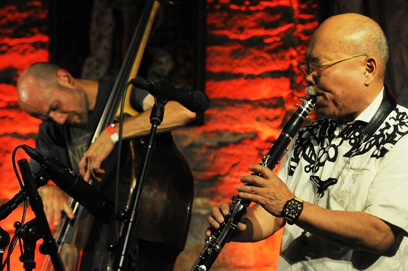 Akira Sakata & Johan Berthling