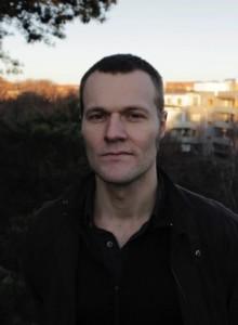 Kasper Collin. Foto: Henrik Andersson