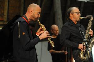 Eirik Hegdal, Johan Berthling och Martin Küchen
